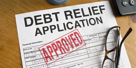 debt relief   broken  america steve rhode