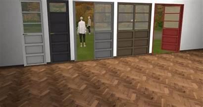 Walls Fake Doors Sims Winter Build Floors