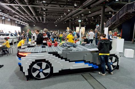 life size replica   bmw  concept    lego