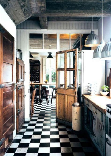 carrelage cuisine noir et blanc vous cherchez des idées pour un carrelage noir et blanc
