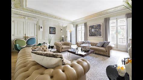 gerard faivre luxury paris apartments  sale youtube