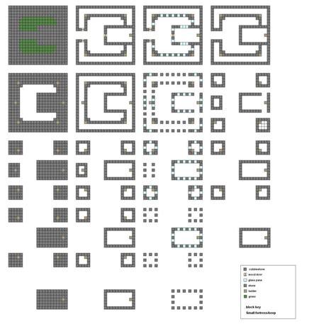 image  minecraft ship blueprints layer  layer