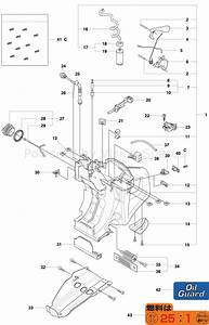 Partner K750 Parts Diagram