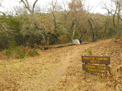 lost maples state natural area primitive campsites hike    miles texas parks wildlife