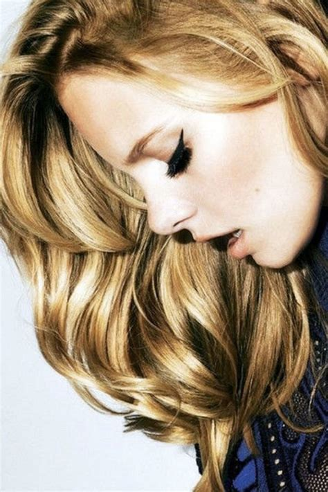 beautiful butterscotch hair color shades hairstylecamp