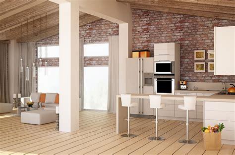 cuisine ouverte sur sejour salon photo cuisine ouverte 100 ides de cuisine avec lot