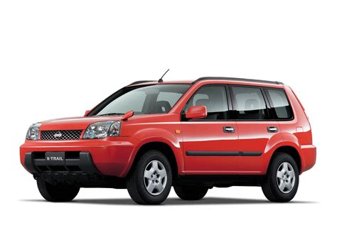 Nissan X Trail Photo by Nissan X Trail Picture 6689 Nissan Photo Gallery