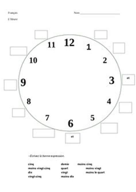 15 best french quelle heure est il images teaching