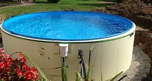 Pool Ohne Bodenplatte : conzero poolsystem ohne beton ~ Articles-book.com Haus und Dekorationen