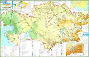 Almaty Kazakhstan On World Map