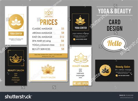 Beauty Salon Yoga Business Cards Design Stock Vector Business Card Template For Mac Free Matte Black Cards Mockup Best Youtube Wall Mount Holder Canada In Wordpad Home Printing Realistic-business-cards-mockup-3 Designs Lawyers