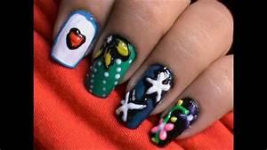 3D nail art pens- design ideas, cost, nail art designs ...