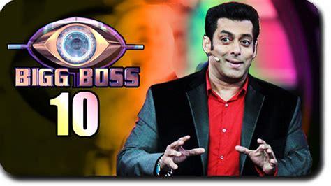 Bigg Boss Season 10  Review, Serial, Episodes, Tv Shows