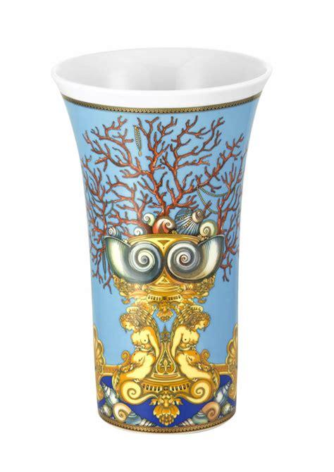 vaso rosenthal vaso porcellana cm 34 rosenthal versace di cristofalo