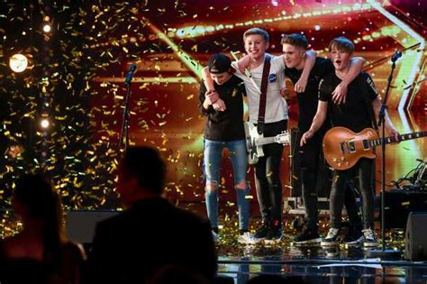 chapter  britains  talent golden buzzer act