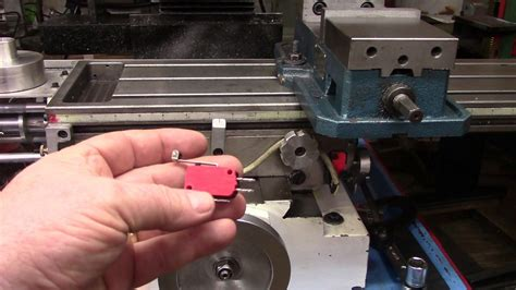 Motor Reversing Switch With Limit Switches Youtube