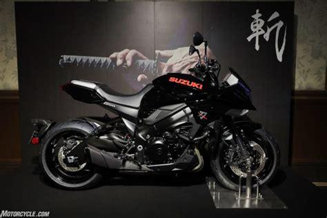 2020 New Suzuki Sport by 2020 Suzuki Katana Review Motorcycle Ride