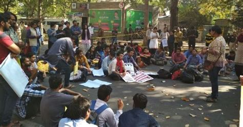 TISS strike: Student groups hold solidarity march, submit ...