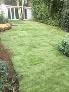 Gazon En Rouleaux : gazon en rouleau et semis mise haut vert ~ Melissatoandfro.com Idées de Décoration