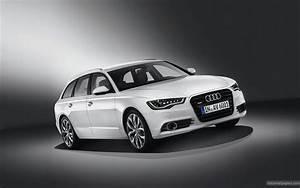 2012 Audi A6 Avant Wallpaper HD Car Wallpapers ID #2045