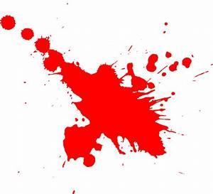 15 Red Paint Splatters (PNG Transparent) | OnlyGFX.com