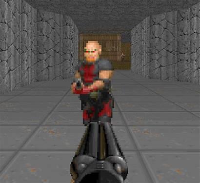 Doom Shotgun Super Double Barrel Ii Got