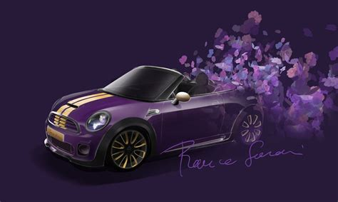 Mini Prepares A One Off Roadster For 2018 Life Ball