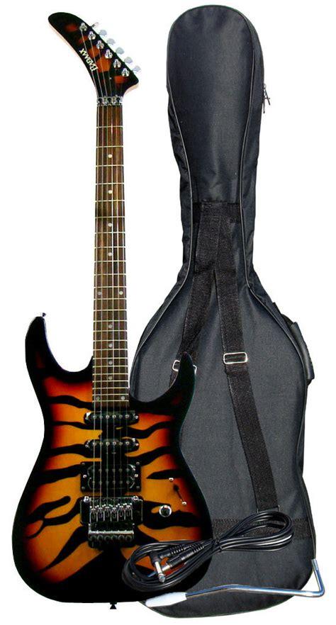 Amazon.com: Bad Aax SDL16 Metal Monster Electric Guitar