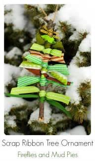 rustic tree ornaments diy alldaychic