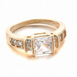 2015 new wedding rings with stone for women high quality With high quality cubic zirconia wedding rings