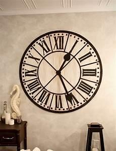 Mecanisme Horloge Geante : 45 id es pour le plus cool horloge g ante murale ~ Teatrodelosmanantiales.com Idées de Décoration