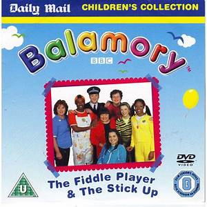 Balamory DVD Promo The Mail Fiddle Player & Stick Up 2 ...