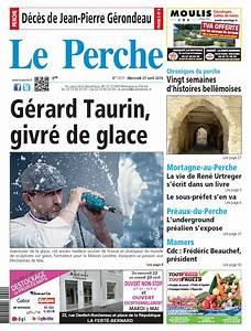 Journal Le Perche : la une du journal le perche du mercredi 27 avril 2016 ~ Preciouscoupons.com Idées de Décoration