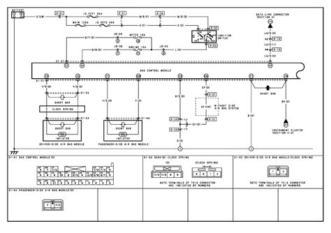 repair guides supplemental restraint system 2003 air