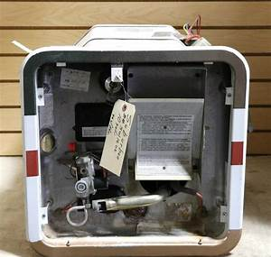 Rv Appliances Used Rv Sw10de Suburban 10 Gallon Water