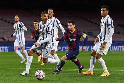 Barcelona vs Juventus, Champions League: Final Score 0-3 ...