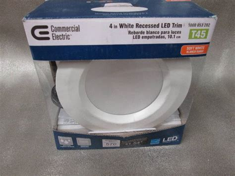 commercial electric 5 inch recessed lighting commercial electric 4 inch recessed lights ceiling