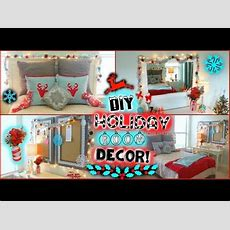 Diy Holiday  Winter Room Decor + Easy Ways To Decorate