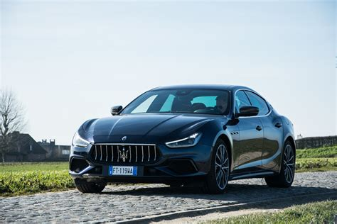 Maserati Ghibli 2019 by 2019 Maserati Ghibli 350 Gransport Review Gtspirit