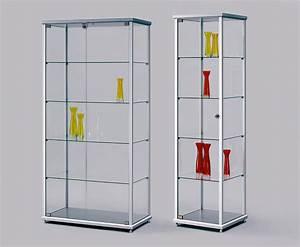 Vitrine En Verre : vitrine d 39 exposition en verre plat vkf renzel bv ~ Teatrodelosmanantiales.com Idées de Décoration