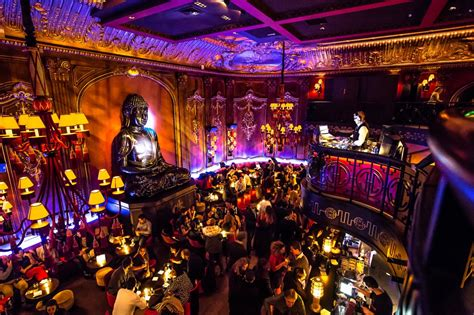 buddha bar george v eatertainment