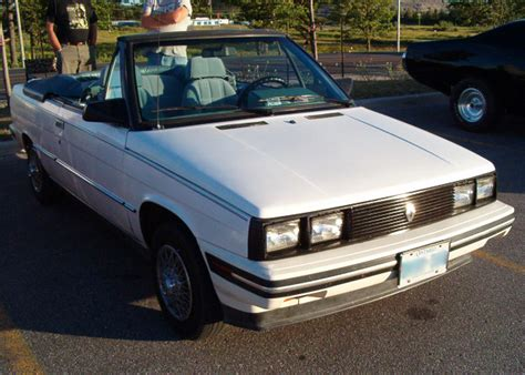 1985 renault alliance convertible 1985 renault alliance convertible by ripplin on deviantart