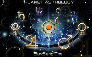 Image Gallery Planets Astrology