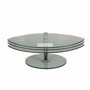 Table Basse En Verre Design : table basse en verre design lys et tables basse design eda concept transparente modulable ~ Teatrodelosmanantiales.com Idées de Décoration