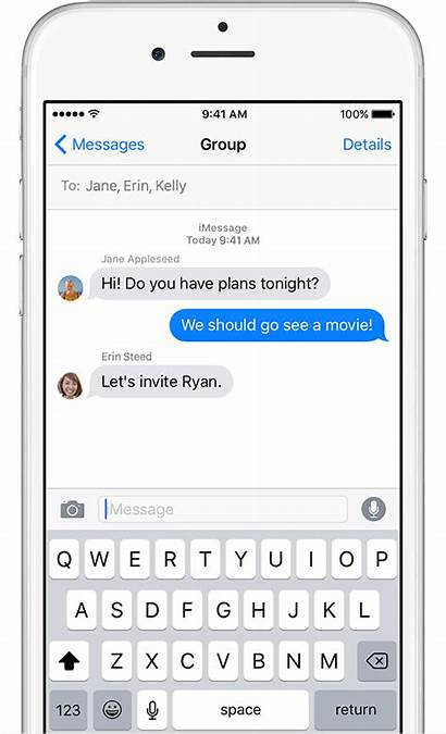 Imessage Apple Iphone Message Support Send Chat