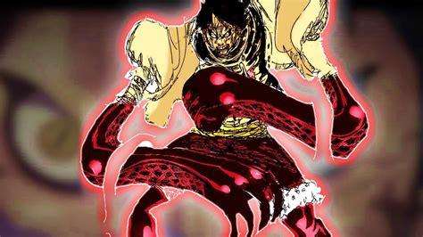 piece luffy  gear  snakeman powers