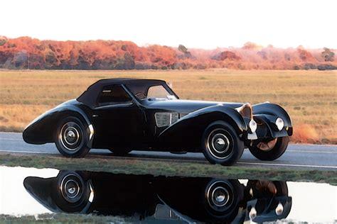 old bugatti bugatti type 57 sc gangloff roadster 1 18 looksmart models