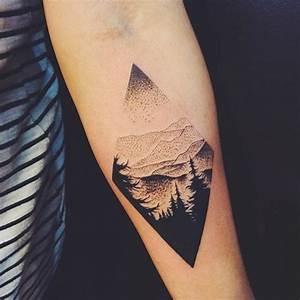 Tatouage G Om Trique Cheville Tattooart Hd