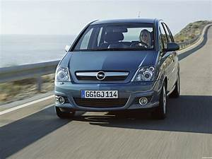 Opel Meriva 2006 : fotos de opel meriva facelift 2006 foto 7 ~ Medecine-chirurgie-esthetiques.com Avis de Voitures