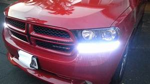 2013 Dodge Durango R  T Led Light Kit